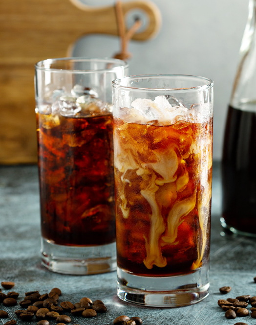 recipe-simply sweet iced coffee-page